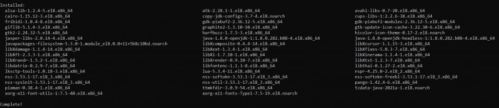 Установка Java 8