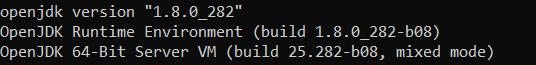 Версия Java 8 на CentOS