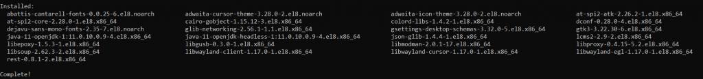 Установка Java 11